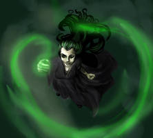 Death Eaters-Bellatrix by TheLily-AmongThorns