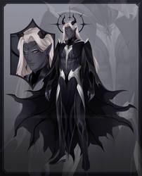 [CLOSED] Adoptable - Dark demon by zenithy90