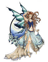 Moon Dancer by SashaFitzgerald