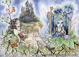 Snow White by SashaFitzgerald