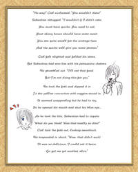 Green Eggs and Black Butlers part 5 by karabasik17