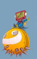 Toyman redesign by TerminAitor