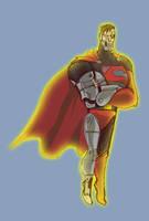 Superman Cyborg by TerminAitor