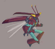 The Beetle II by TerminAitor