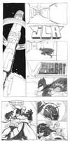 JLA Hunt of the Bat by TerminAitor