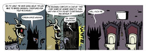 Dark Copycat by TerminAitor