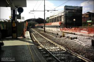 Stazione Prima Porta by RoqqR