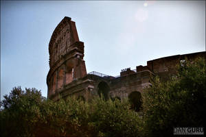 Il Colosseo I by RoqqR