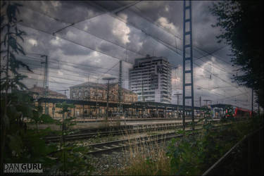 Fuerth Station by RoqqR