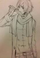 Eccentric Clear (Sketch) by chienu