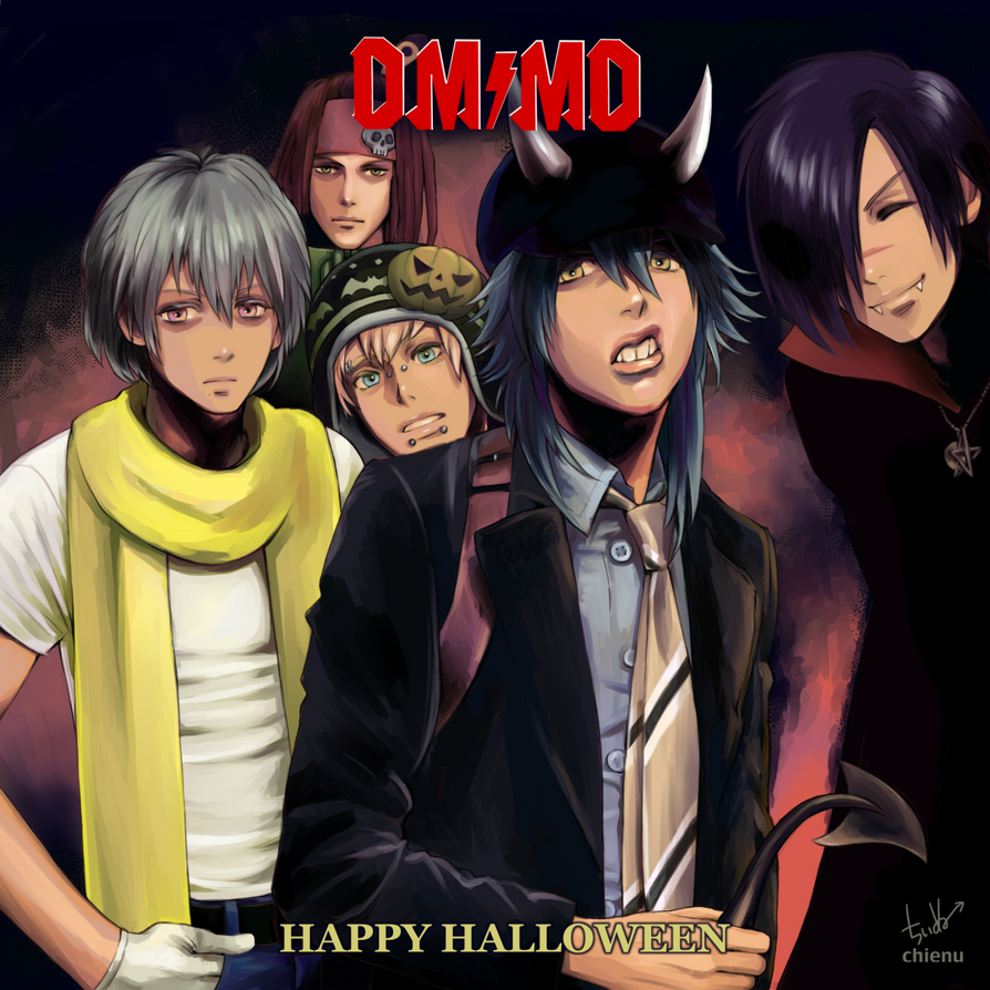 Highway to hell dmmd by chienu
