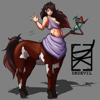 Aksha by DKDevil