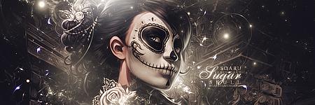Sugar Skull by soaru-san