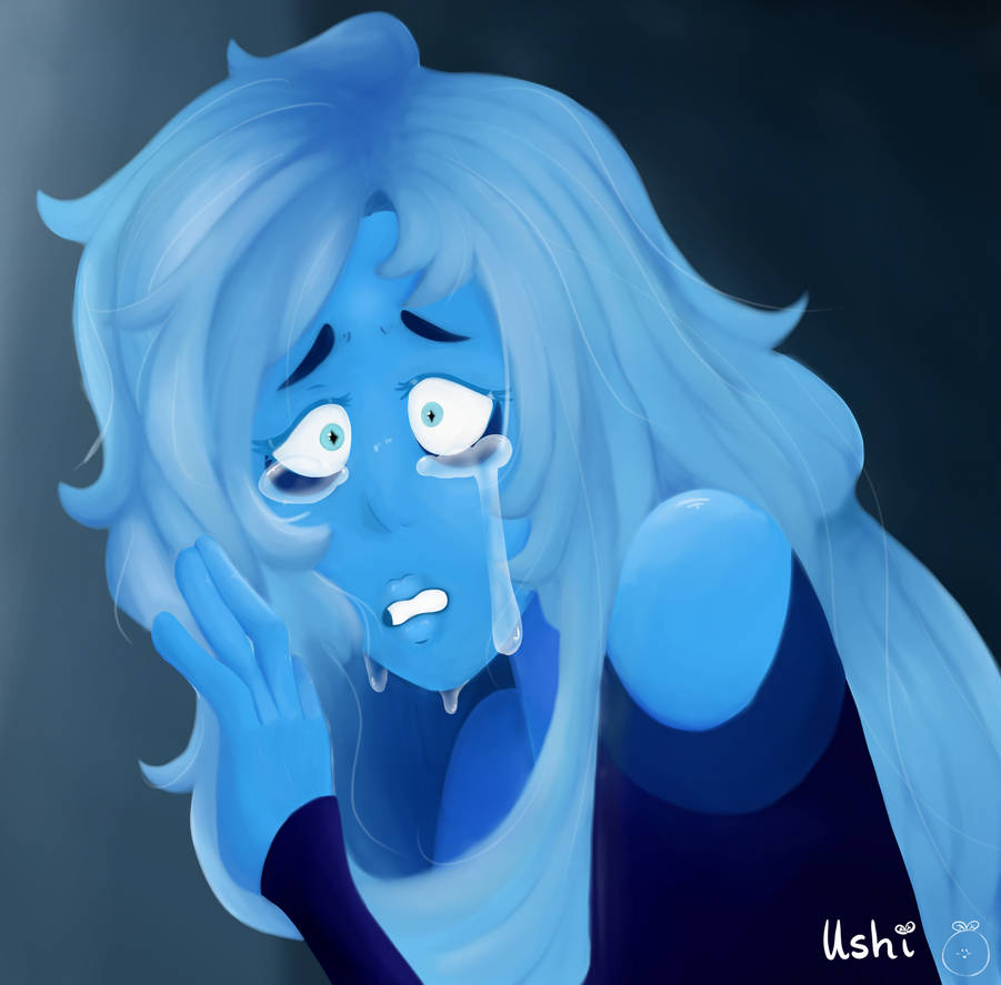 Hello everyone!! I did a little fanart from Steven Universe's last episode! I loved how Blue looked in the episode so I wanted to do a redraw of one of the scenes. I also submitted it to my I...
