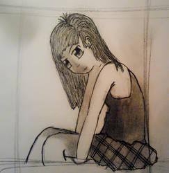 Girl by PerkyLilja