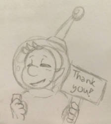 Thank You! by Flamebearrel