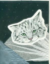 Cat by MistressCurlyLocks