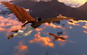 A Dream of Flight by KickAir8P