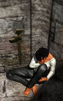 Stone Cold Grief by KickAir8P