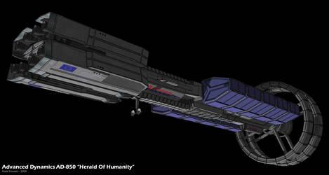 Herald Of Humanity by Marrekie
