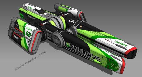 Skyracer Redux by Marrekie