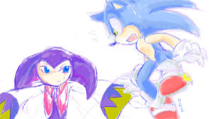 Sonic :: Nights and Sonic by Naplez