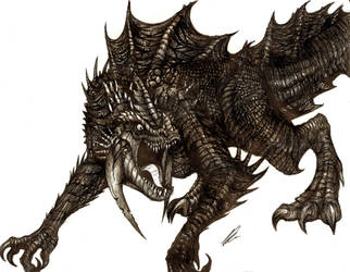 Tyros Evolved by Scale-Fang
