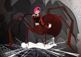Redback Ruby by Scale-Fang