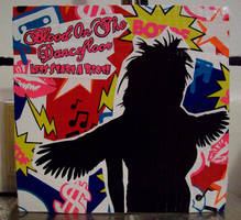Let's Start A Riot! duct tape album cover by TheDucttapeBassist