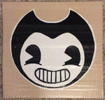 Bendy and the Ink Machine (duct tape) by TheDucttapeBassist