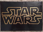 Star Wars logo (duct tape) by TheDucttapeBassist