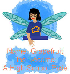 Pixie Haircut by grapefruit