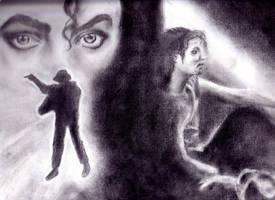 Michael Jackson by Ebsie