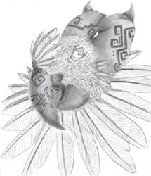Quetzalcoatl by fablehill