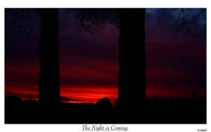 The Night is Coming by fablehill