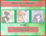 :Mistletoe Kiss Commissions: -OPEN- by Arikirin