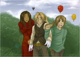 .::FMA-To the Carnival::. by Amareis
