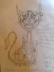 Madness Returns Cheshire Cat by mysteryxio