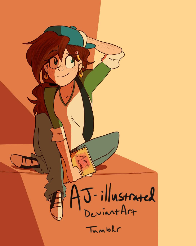 AJ-illustrated's Profile Picture