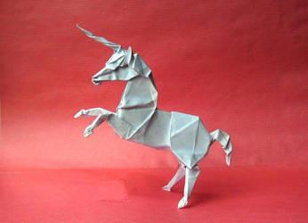Origami Unicorn 3 by Orestigami