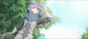 |MMD|FE:F|Corrin x Camilla| Kana - Dragon Princess by UniversalKun