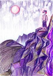 III Moon Boy by wcqaguxa