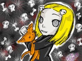 .:Lenore:. by DarkRozen