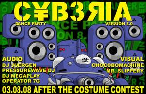 Cyberia Version 8 by damon-gear