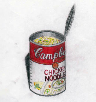 Campbell's Chicken Noodle Soup by CDJam