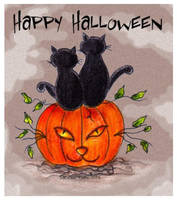 Happy Halloween by Sachiko-chan