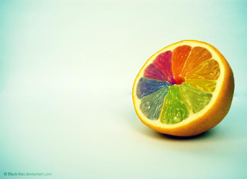 Acid colors II by Black-Ban