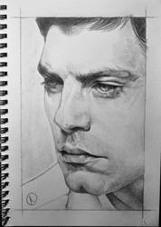 Sebastian Stan by orioniswinter