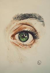 Eye Of Dean by orioniswinter