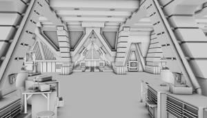 Hangar Bay Clay 3 by Snazz84